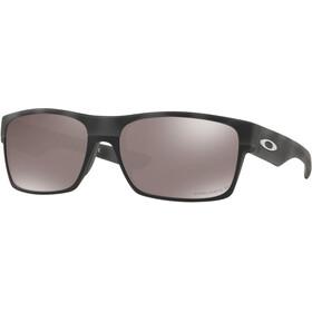 Oakley TwoFace Sunglasses black camo/prizm black polarized